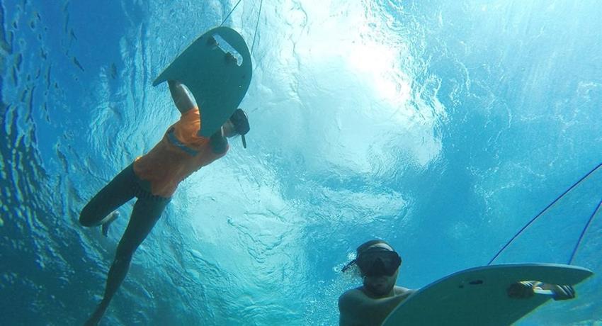Deepboarding Colon Island in Boca - tiqy, Deepboard Tour in Colon Island