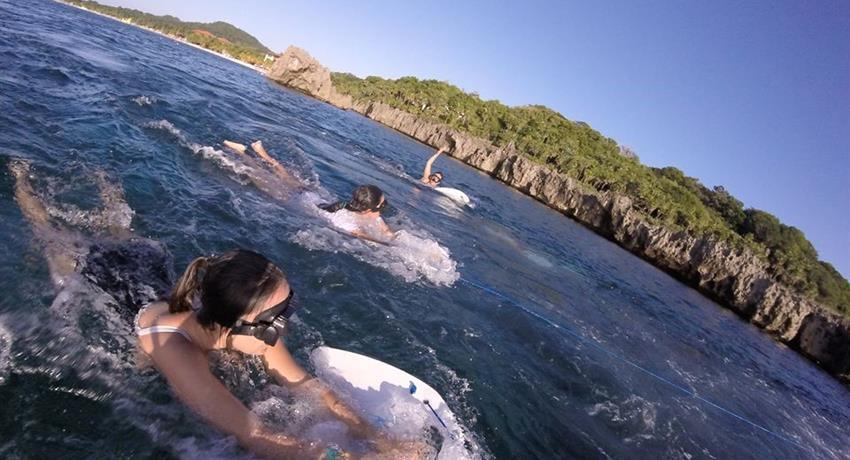 Deepboarding Playa Strella in Boca - tiqy, Deepboard Tour in Playa Estrella