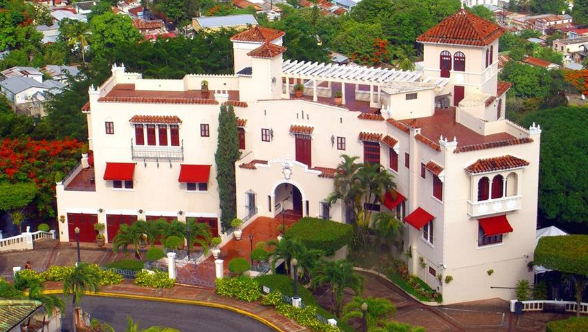 All day trip to Ponce Serrallés Castle, All Day Trip to Ponce from San Juan