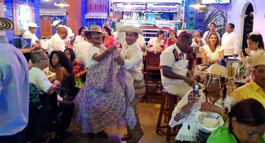 DINNER AND FOLKLORIC SHOW, Dinner and Folkloric Show
