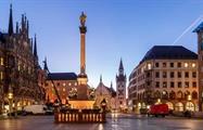 Marienplats - Tiqy, Discover Munich