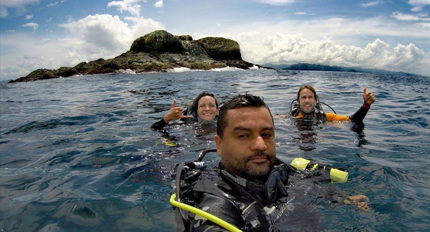 2, Discover Scuba Diving Course