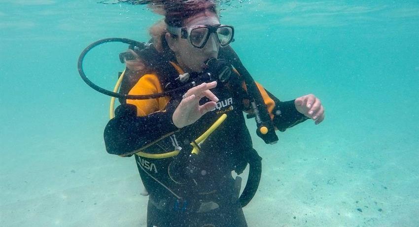 3, Discover Scuba Diving Course