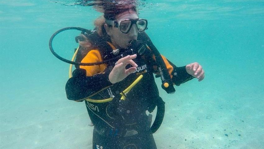 3, Clases de Buceo en Isla Coiba