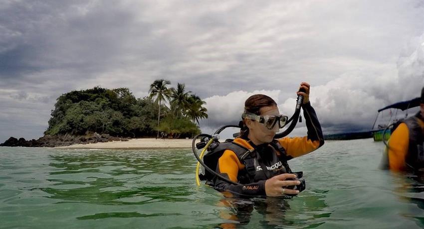 4, Discover Scuba Diving Course