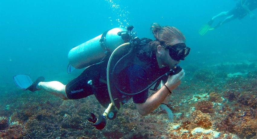 5, Discover Scuba Diving Course