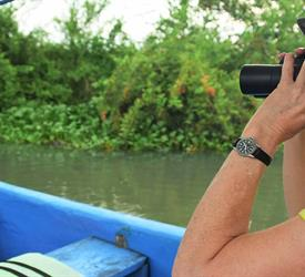 Birding on the Rio Huitzilapan & La Antigua Tour
