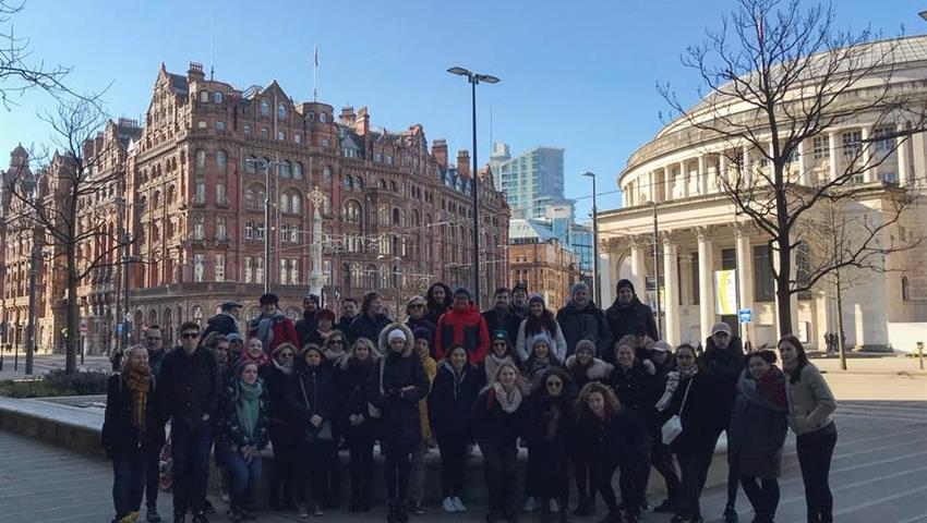 Free Manchester Walking Tours, Discovering Manchester