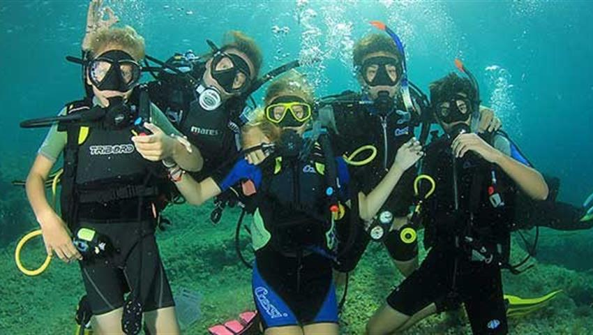 Group Picture, Dive Trip