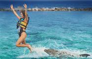 1, Dolphin Royal Swim at Dolphin Cove Ocho Rios