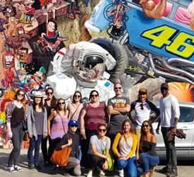 Downtown LA Mural Tour, Walking Tours in United States