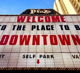 Downtown Las Vegas Past to Present, City Tours in United States