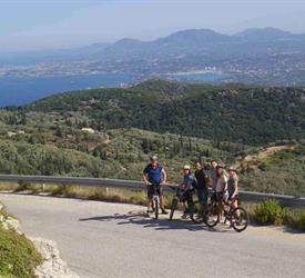 Easy Mountain Bike Tour, Tours On Wheels in Greece