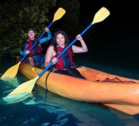 Laguna Grande Bioluminescent Kayaking Tour