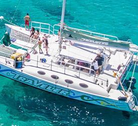 Sailing Fajardo Cays Catamaran Tour