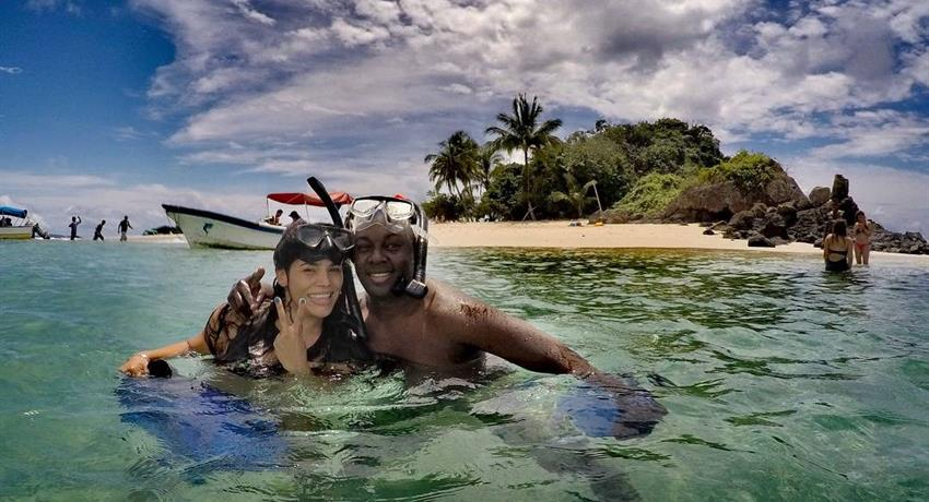 4, Ecotourism Snorkeling Full Day Tour