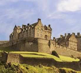 Edinburgh Castle Tour, City Tours in Edinburgh, Scotland