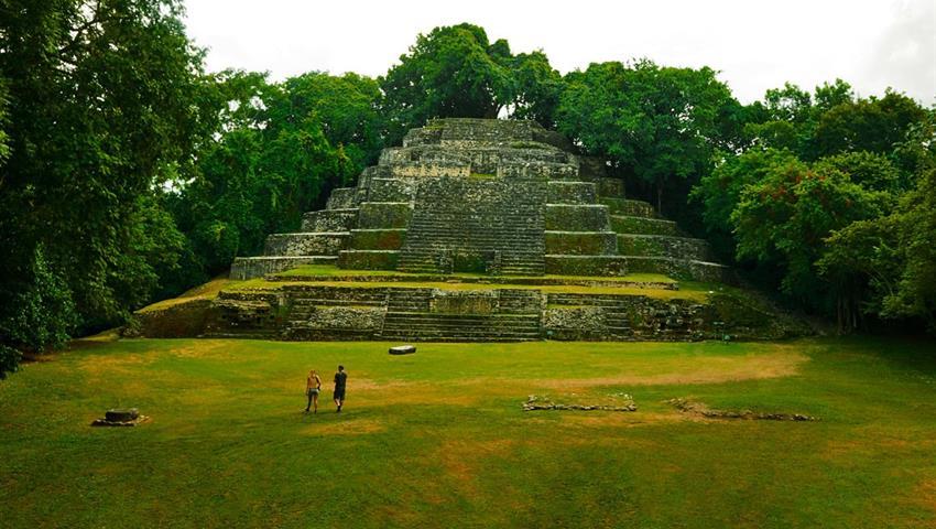 Lamanai Mayan Pyramids, Lamanai Tour