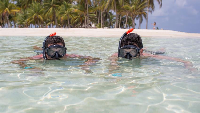Snorkel Panama San Blas Island, El Original San Blas Island Hopping 1 Night 2 Day