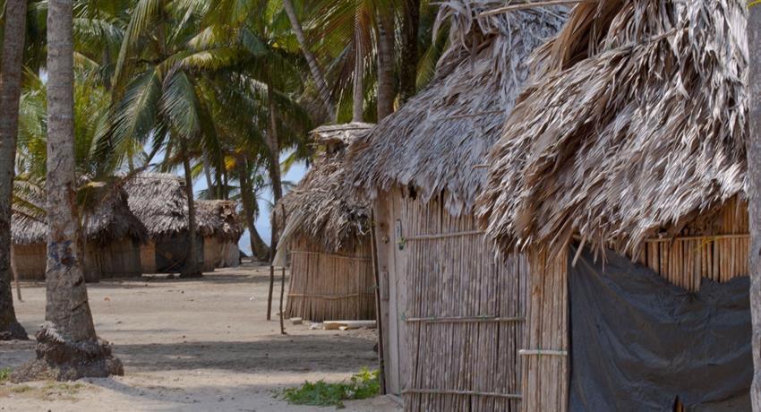 Cabin San Blas Island Panama, El Original San Blas Island Hopping 1 Night 2 Day