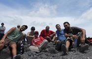 volcano complex el salvador, Complejo de Volcanes