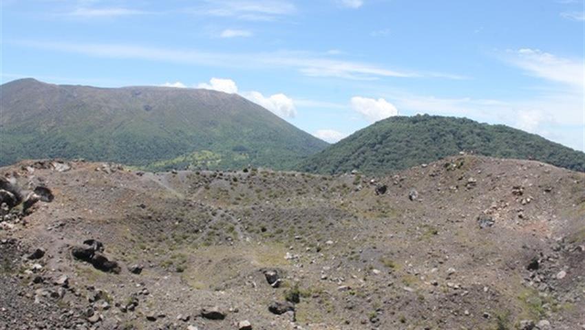 volcano complex, Volcano Complex