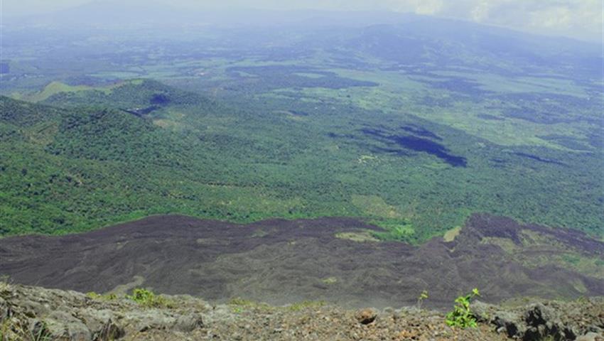volcano complex, Complejo de Volcanes