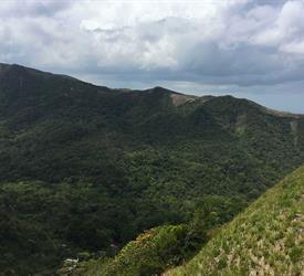 El Valle Volcanic Crater Tour