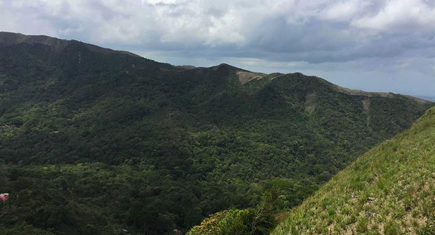 Font view of the anton valley - tiqy, El Valle Volcanic Crater Tour
