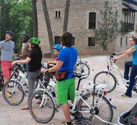Electric Bike Tour , Tours On Wheels in Zaragoza, Spain