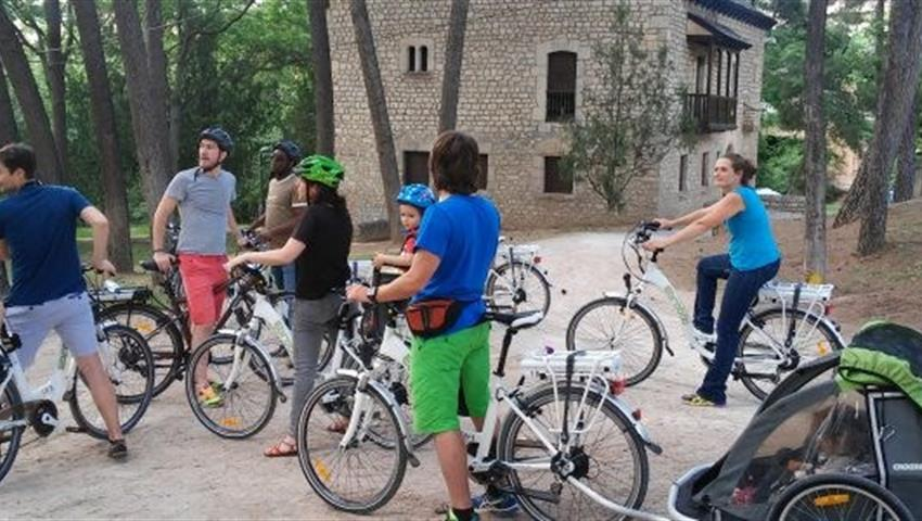 Zaragusta Electric Bike Tours, Electric Bike Tour