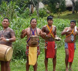 Tour Indígena De Embera Todo Incluido Desde La Ciudad De Panamá