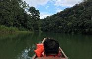 Traditional Ecotour Community embera, Tour de un día por la comunidad de Emberá desde la ciudad de Panamá