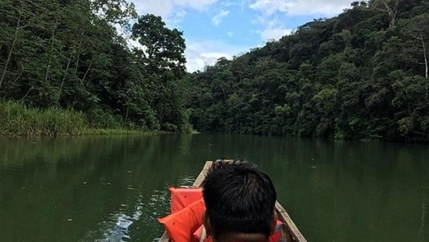 Traditional Ecotour Community embera, Emberá Community Full Day Tour From Panama City