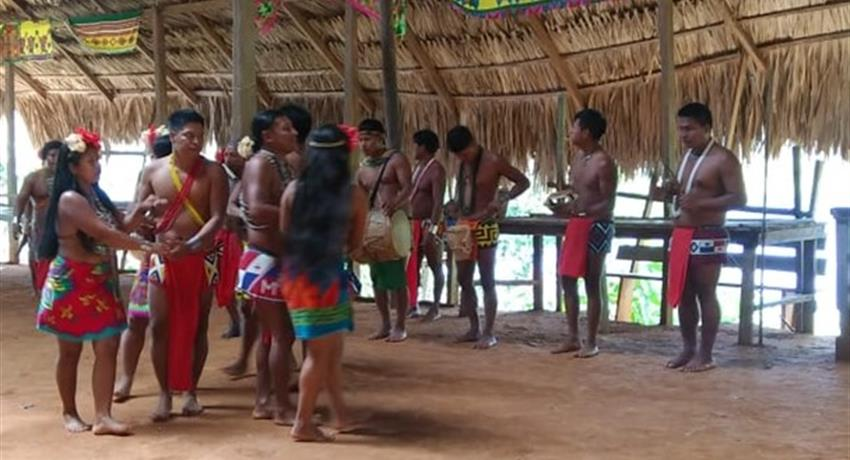 embera 1, Emberá Community Full Day Tour From Panama City
