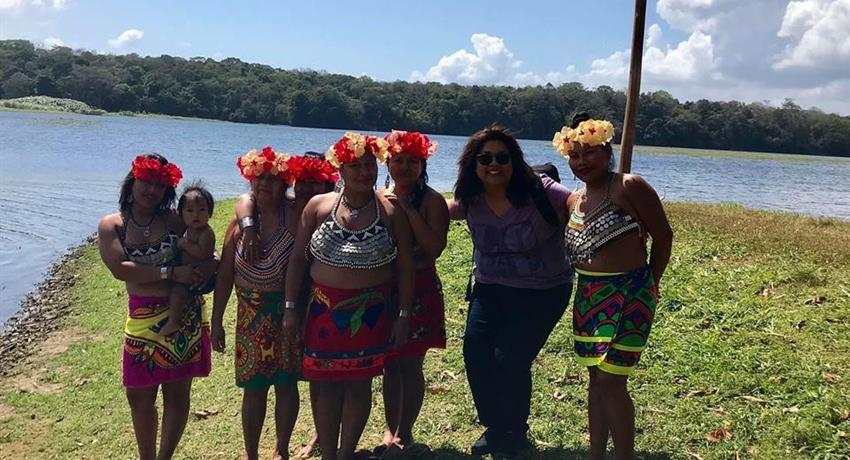 embera2, Emberá Community Full Day Tour From Panama City