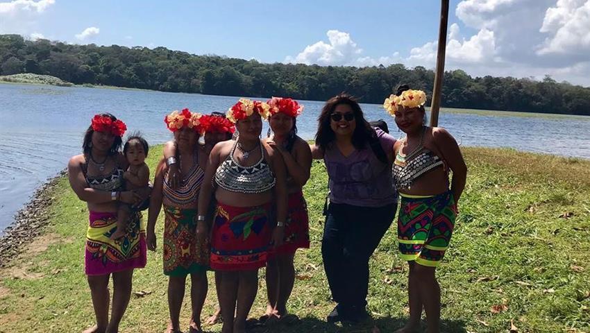 embera2, Tour de un día por la comunidad de Emberá desde la ciudad de Panamá