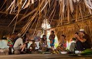 Comida Tradicional., Tour de un día en el pueblo de Emberá