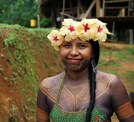 Embera Full Day Tour from Panama City