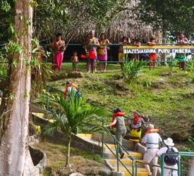 Tour a la Comunidad Emberá Katuma desde el Muelle Público de Gamboa