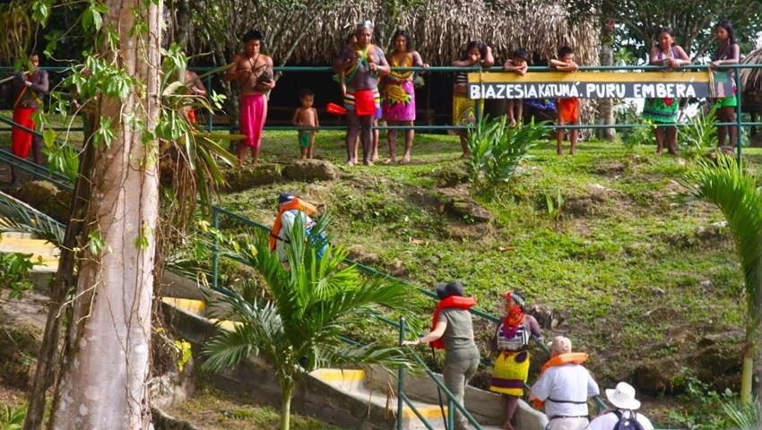 Embera Katuma 2, Embera Katuma Community Tour from Gamboa Public Pier