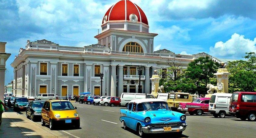 1, Enjoy the History of Cienfuegos and Trinidad