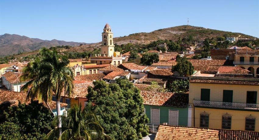4, Enjoy the History of Cienfuegos and Trinidad