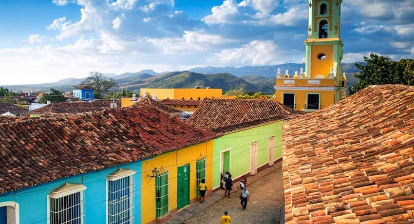 5, Enjoy the History of Cienfuegos and Trinidad
