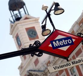 Caminata por Madrid