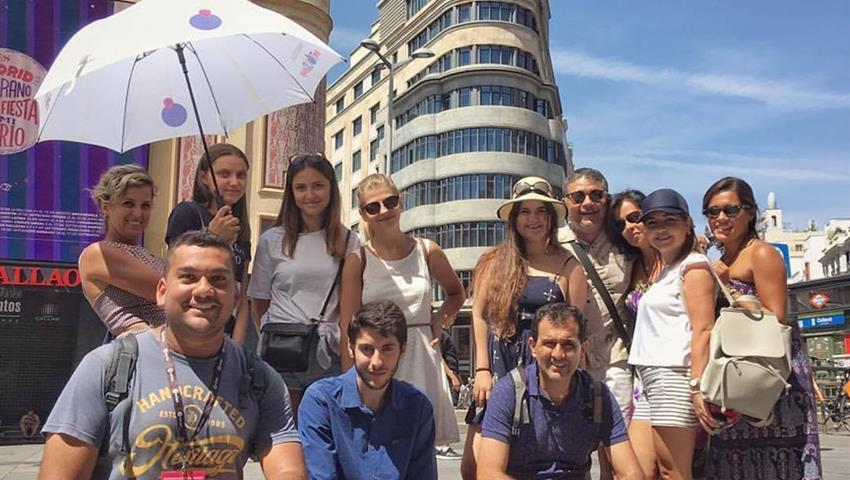 5, Madrid Through Time