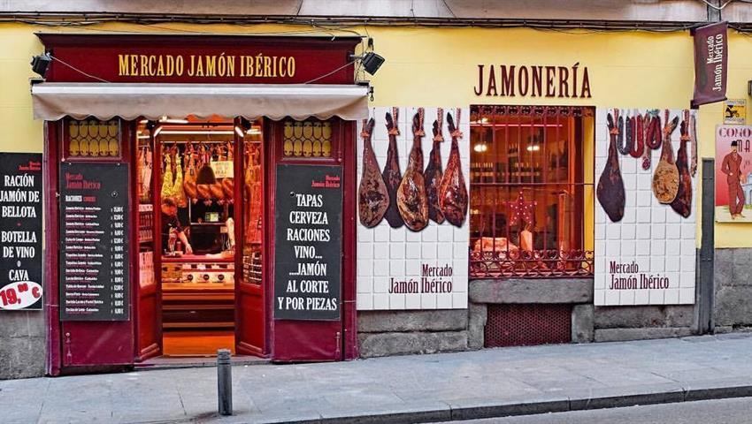1, Madrid Through Time