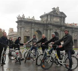 Essential Madrid Bike Tour , City Tours in Spain