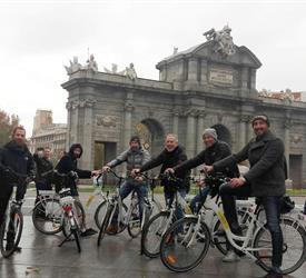 Tour en Bicicleta Madrid Esencial