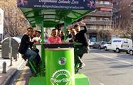 beer bike granada fun tour, Estandar Option